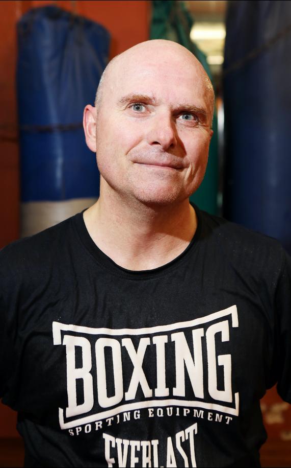 Erken NBB bokstrainer Ewald